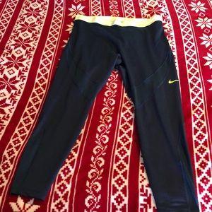 Plus size Nike Pro Leggings